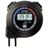 Cronometro Digital Casio Hs-3 Correa Negro