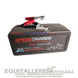 Cargador Para Motos Schumacher Sc-300a Automotriz