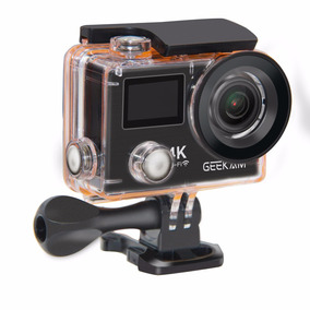 Camara Deportiva 4k Go Geek Pro 360vr Wifi Sensor Panasonic