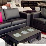 Muebles, Sofá, Modular, Recibo, Juego De Sala, Semicuero