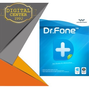 Dr Fone V8.3 Para Androides 2017 Full