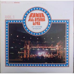 Lp Fania All Stars Live At Yankee Stadium Vol 1