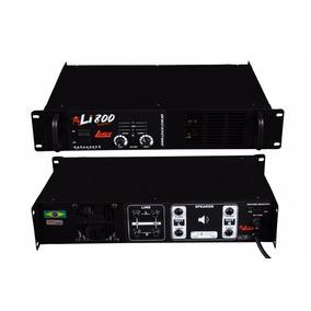 Potência Para Retorno Leacs Li800 200w