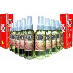 10 Botellas De Aceite Natural Jye Chile Puro 600ml