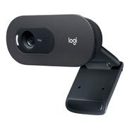 Camara Webcam Logitech C505 Hd 720 Cable Usb 2mts Pc
