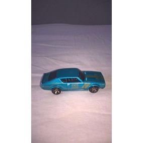 Carro Miniatura Mattel Nissan Skyline
