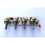 Placa De Pré Amplificador Stéreo Multi Uso