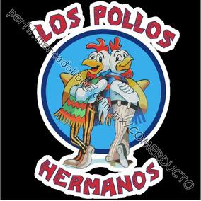 Playera Los Pollos Hermanos Breaking Bad