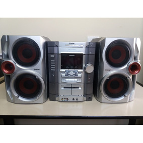 Micro System Sony Rg-90 ( 6000 Watts Pmpo)
