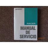 Daewoo Racer Manual De Servicio Taller