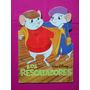 Los Rescatadores Cuentos Troquelados Walt Disney Ed. Toray