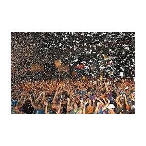 10 Lança Papel Picado Glitter Tubo Canhão P/ Shows Eventos