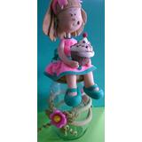 Muñecos Para Torta Masa Flexible, Novios, Caricatura, 15años