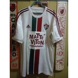 Camisa Fluminense ( adidas   Nº 30   Gerson   De Jogo ) f1abc9ab7d46d