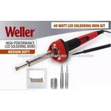 Cautin Weller 40 Watts Iluminacion Kit Con 3 Puntas + Envio
