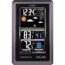 La Crosse Technology S88907 Reloj Estacion Pronostico Clima