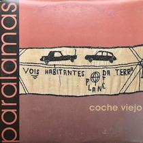 Cd Paralamas Coche Viejo Promo Usado