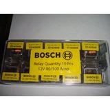 Relay Rele 5 Patas Bosch 80/100 Original