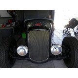 Mascara Ford 32 Ideal Hot Rod Rat Vitrina Echo En P.r.f.v.