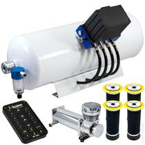 Kit Ar Com Controle I-system Integrado- Gol Quadrado 91/95