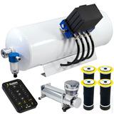 Kit Ar Com Controle I-system Integrado- Saveiro G4 06/10