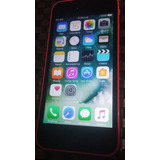 Iphone 5c 32gbs Rosado Desbloqueado Fabrica Excelente!