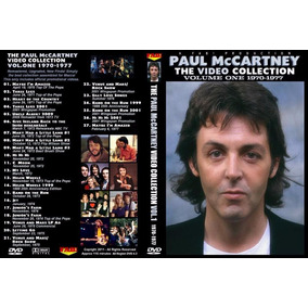 6 Dvds Paul Mccartney - Video Collection Vols. 1 Ao 6