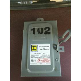 Interruptor De Seguridad (caja De Fusibles) 2 Polos 30a