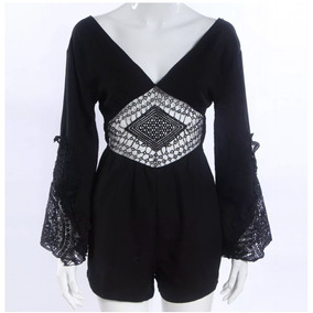 Blusa Tejida Salida De Playa Jumpsuit Vestido Verano Crochet