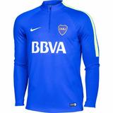 Buzo Entrenamiento Nike Boca Juniors 2017 Envío Gratis!
