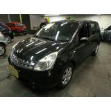 Nissan Livina 1.6 S Flex 5p Mec Completa 2011 Preta