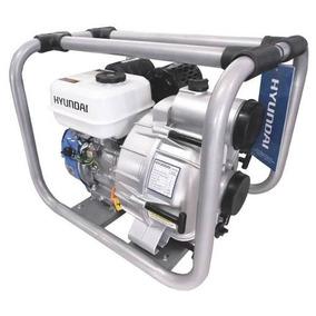 Motobomba De Agua Hyundai 3x3 Tragasolidos 9.3hp Hyw3093ts