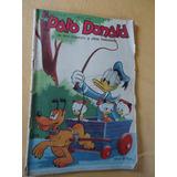 Antigua Revista El Pato Donald Nº 661 Mayo 1957 0800