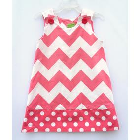 Vestido Para Niña Talla 2 Años Sew Susan Creations