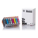 Yoyoink Cartucho De Tinta Compatible Con 8 Paquetes Para Cl