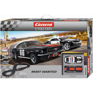 Autorama Evolution Pista Elétrica Most Wanted 5,3 M Carrera