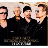 Entradas U2 - Cancha 14/10/2017 - The-joshua-tree-tour