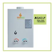 Calentador De Agua Instantaneo Gaxeco Eco-6000hv Gas Lp