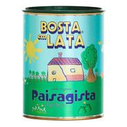 Fertilizante Orgânico Bosta Em Lata Paisagista - 500 G