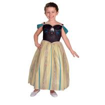 Disfraz Anna Coronación Frozen T1 Disney