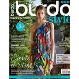 Burda Style 05/17 - Moda A Tú Medida. Con Patrones