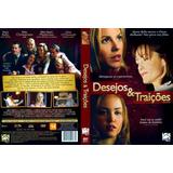 Dvd Desejos E Traições, Maria Bello, Drama, Original
