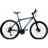 Bike 29 Mtb Alum Shimano 24v - Freio Disco - Tsw Ride
