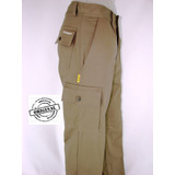 Pantalon Cargo Pampero - Original - Todos Lo Talles