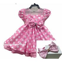 Vestido Fantasia Infantil Festa Luxo Gatinha Marie E Tiara
