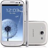 Samsung I9300 Galaxy S3 Android4.0 3g Wi-fi 8mp 16gb Vitrine