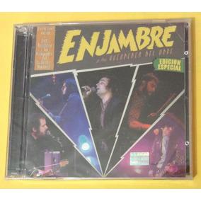 Enjambre Y Los Huéspedes Del Orbe - Cd + Dvd Ed Especial