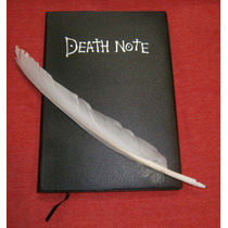 Libreta Death Note - Con Lapicera - Anime Manga
