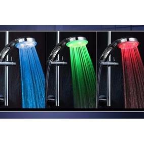 Ducha/ Chuveiro Redonda Led Shower Joycare 3 Cores