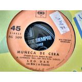 Vinilo Single De Leo Dan Cuando Me Alejó De Lima (a2807